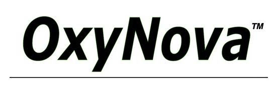 logo oxynova web